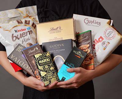 巧克力&進口食品